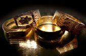 Hoe te smelten van Scrap goud