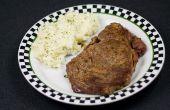 Hoe marineren Ribeye Steaks