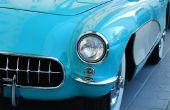 Hoe schoon een auto van fiberglas