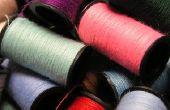 Hoe een oude naaimachine van Kenmore 2142 draad