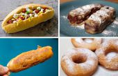 10 County Fair voedsel kun je thuis
