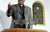 Manieren om een 50e verjaardag vieren voor een predikant