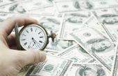 Hoe te berekenen van rente voor een Late betaling