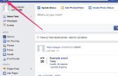 Hoe te verwijderen van de gebeurtenissen op Facebook