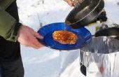 Hoe te verwijderen van vetvlekken op pannen