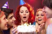 Sweet 16 Birthday ideeën voor meisjes