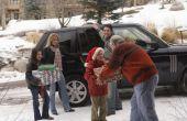 De ideeën van de Gift-uitwisseling van Kerstmis voor grote gezinnen