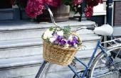 Hoe te houden buiten ingegoten hortensia's in bloei alle zomer