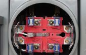 Hoe u een 3-fase Motor naar éénfasig