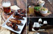 39 verrassend heerlijke dronken recepten met bier