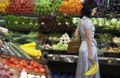 Verschillende soorten fruit & groenten