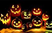 How to Make enge Halloween decoraties