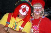 Hoe teken je Clown gezichten