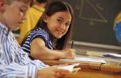 Boeiende activiteiten voor het vinden van de oppervlakte van een driehoek in de Middelbare School