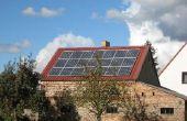 Hoe een fotovoltaïsch systeem draad