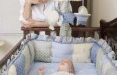 Wat voor soort Bed moet een pasgeboren Baby slapen In?