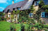 Het verschil tussen een Cottage tuin & een Engelse tuin