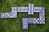 How to Make Giant houten Domino (voor achtertuin plezier!)