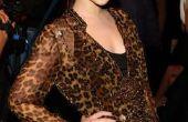 Wat nagellak gaat met een luipaard-druk-Outfit?