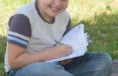 Hoe het schrijven van een autobiografie voor Kids