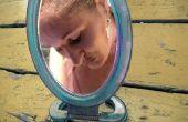 Ideeën om te recyclen grote badkamer spiegels