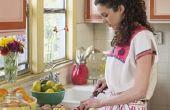 Checklist van keuken benodigdheden