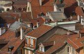 De beste materialen voor platte daken