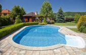 Lijst van volle zon planten voor een zwembad