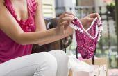 Hoe maak je je eigen Crotchless ondergoed