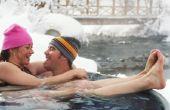 Gratis zelfgemaakte Hot Tub plannen