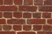 Het wijzigen van de kleur van baksteen op mijn huis