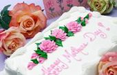 Techniek voor Rose-vormige glazuur op Cupcakes