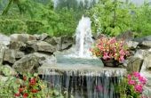 How to Build een waterval fontein