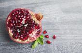Hoe om te eten van Granaatappels voor gezondheid