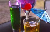 Basisgids voor leren Cocktails & hun garnituren