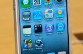 Hoe om terug te keren een iPhone App