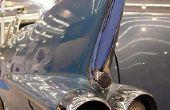 Hoe vindt u de verf kleurcode voor een Cadillac