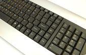 How to Disable sommige toetsen op een Toshiba Laptop