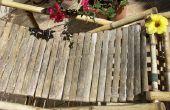 De soorten bamboe meubels