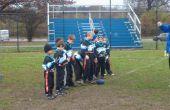Hoe maak je klaar voor Flag Football