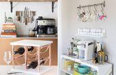 25 DIY projecten te organiseren uw huis in stijl