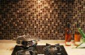 Ideeën voor een tegel Backsplash in de keuken
