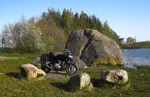 Hoe te identificeren van een Suzuki motorfiets motor