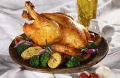 How to Cook een hele kip in een Convectie Oven
