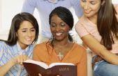 Leuke tiener Bijbel lessen