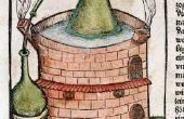 Kenmerken van afvalwater in een distilleerderij