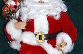 Hoe maak je een levensgrote Santa Claus pop