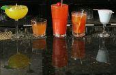 Wodka Halloween drankjes