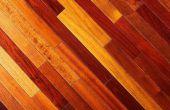 Hoe te identificeren van hout door graan patronen