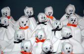 Hoe maak je weefsel Ghosts